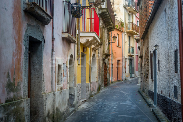 Forsa d'Agro street Stock photo © Steffus