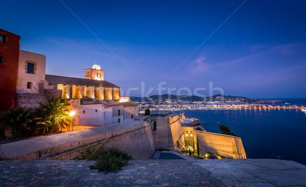 Ibiza fortress Stock photo © Steffus