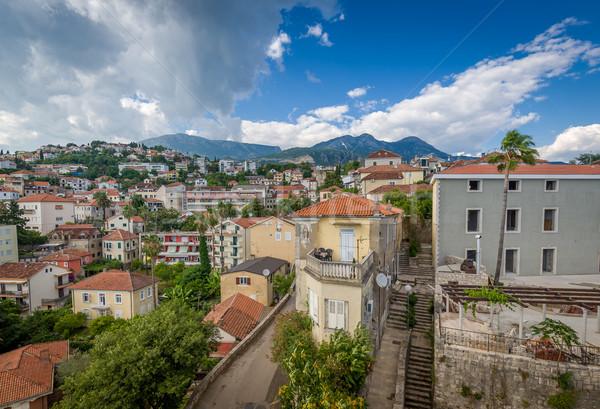 Stock photo: Herceg Novi old town