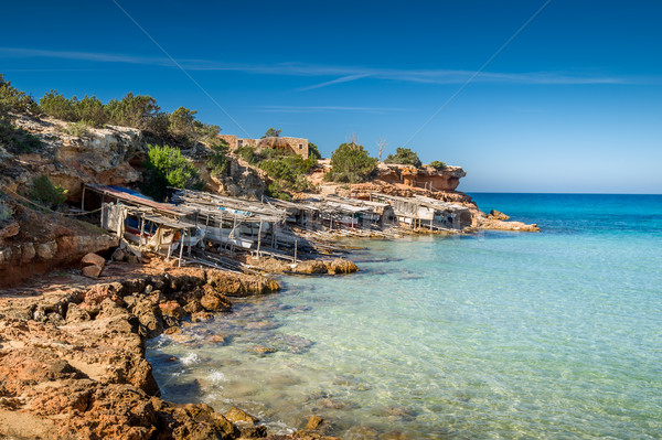 Formentera island Stock photo © Steffus