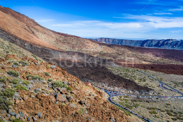Volcano Teide. Tenerife, Canary islands, Spain Stock photo © Steffus