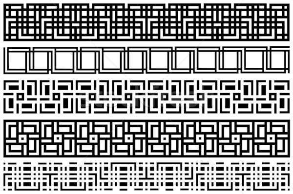 Stripe pattern. Stock photo © Stellis