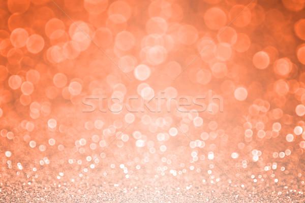 Abstract Autumn Sparkle Background Stock photo © Stephanie_Zieber