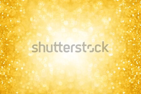 Resumen oro Navidad brillo nuevos Foto stock © Stephanie_Zieber