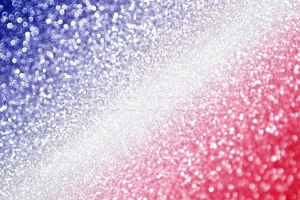 Abstract Red White Blue Background Stock photo © Stephanie_Zieber