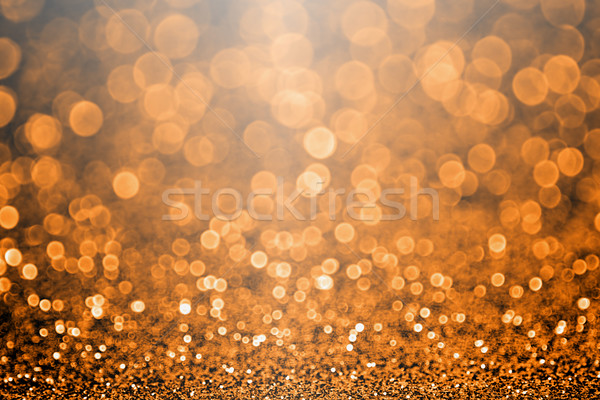Stock photo: Thanksgiving or Halloween Sale Background