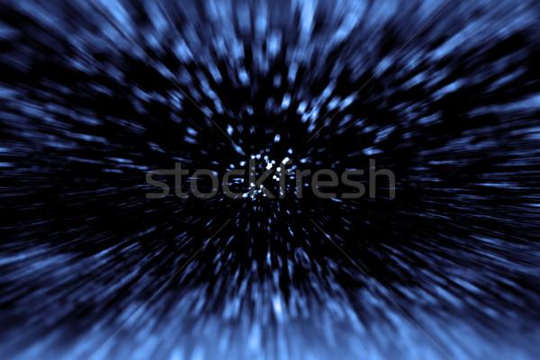 Stok fotoğraf: Uzay · zaman · seyahat · big · bang · soyut · dizayn