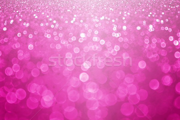 Fuchsia Glitter Sparkle Party Invitation Background Stock photo © Stephanie_Zieber