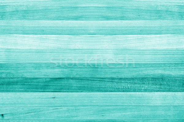Teal and turquoise wood texture background Stock photo © Stephanie_Zieber