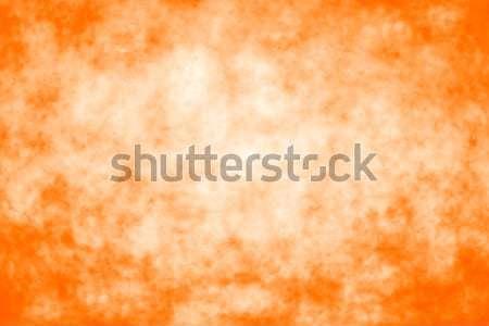 Turuncu soyut beyaz kâğıt doku Stok fotoğraf © Stephanie_Zieber