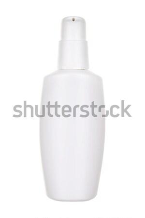 白 化粧品 ボトル 化粧品 孤立した 背景 ストックフォト © Stephanie_Zieber