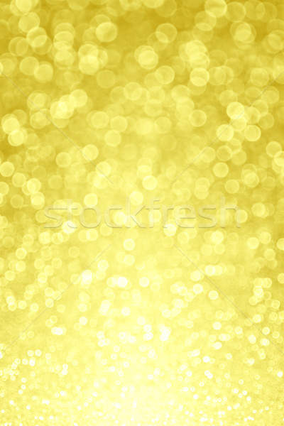 Yellow Sparkle Background Stock photo © Stephanie_Zieber