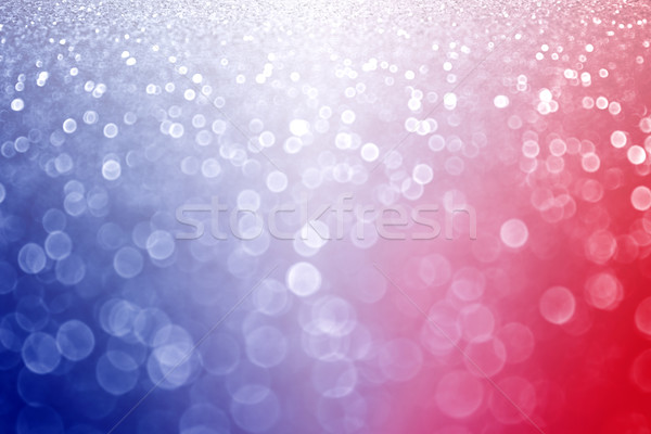 Red White and Blue Background Stock photo © Stephanie_Zieber