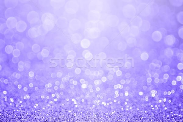 Pasztell lila csillog csillámlás buli húsvét Stock fotó © Stephanie_Zieber