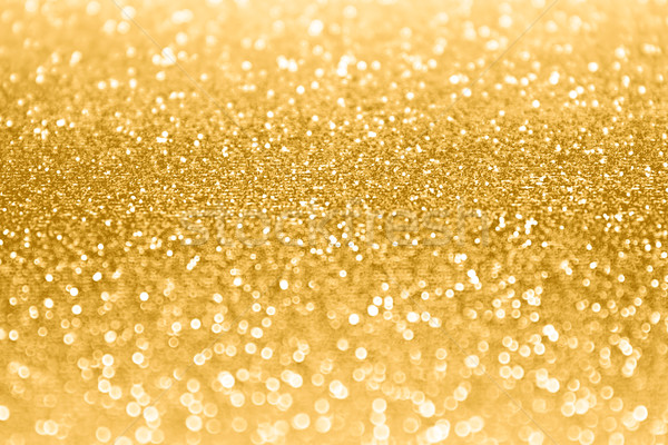 Gold Glitter Sparkle Background Stock photo © Stephanie_Zieber