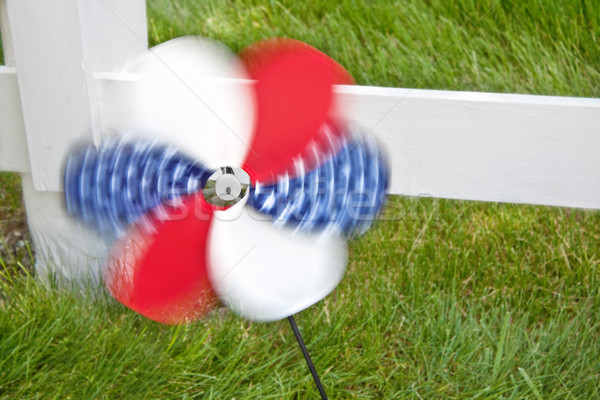 4th of July Pinwheel Stock photo © Stephanie_Zieber