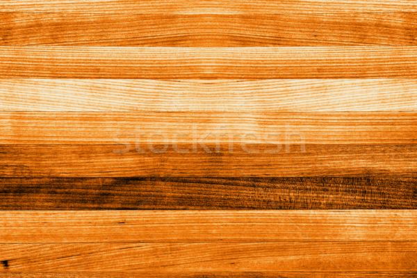 Zdjęcia stock: Pomarańczowy · struktura · drewna · streszczenie · jesienią · drewna · spadek
