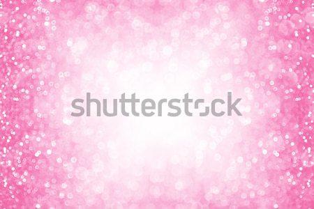Rosa frontera resumen brillo Foto stock © Stephanie_Zieber
