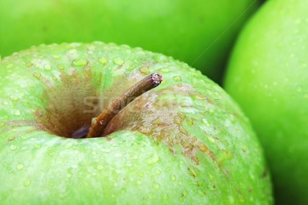 Green Apples Stock photo © StephanieFrey