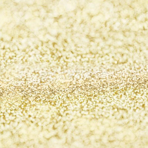 Bright Gold Background Stock photo © StephanieFrey