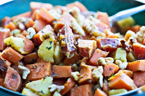 Sweet Potato Hash Stock photo © StephanieFrey