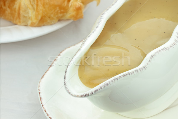 Gravy Stock photo © StephanieFrey