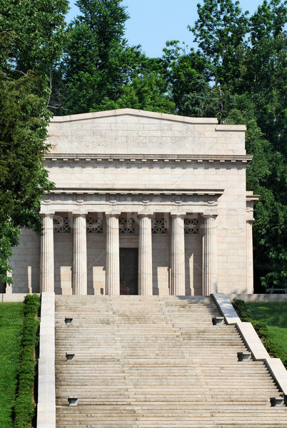 Birthplace of Abraham Lincoln Stock photo © StephanieFrey