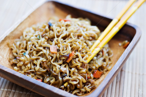 Oriental Noodles  Stock photo © StephanieFrey