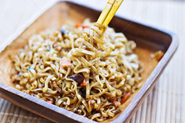 Oriental Noodles  Stock photo © StephanieFrey