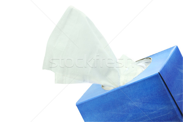 Tissues Stock photo © StephanieFrey