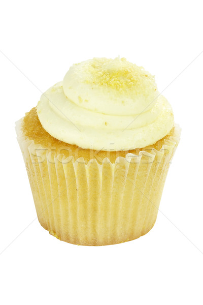 Isolated Cupcake Stock photo © StephanieFrey
