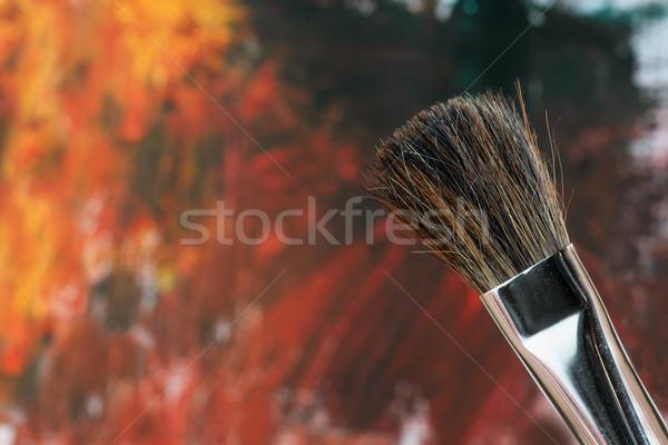 Paintbrush Stock photo © StephanieFrey