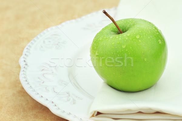 Green Apple Stock photo © StephanieFrey