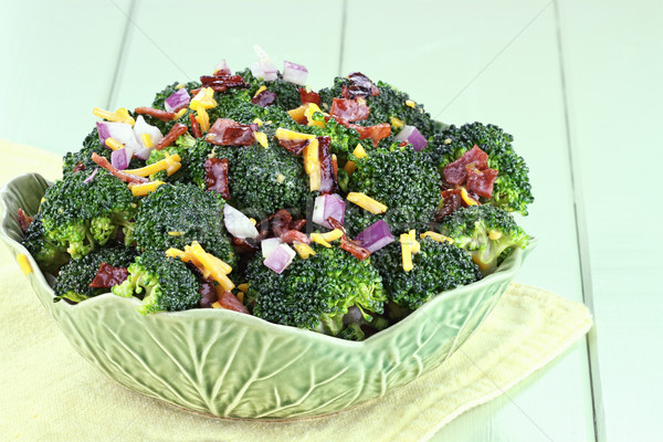Broccoli Salad 2 Stock photo © StephanieFrey