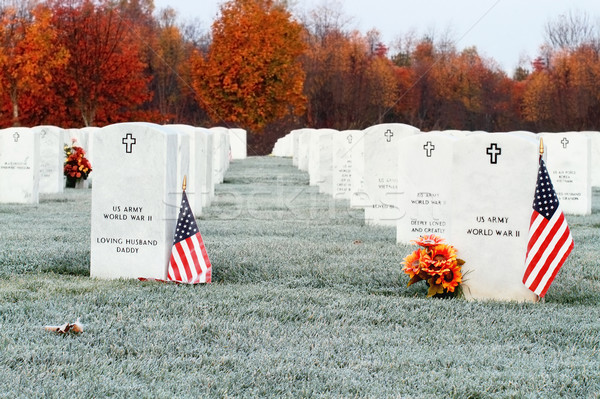 National Cemetery   Stock photo © StephanieFrey