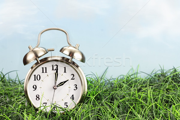 Time Change Stock photo © StephanieFrey