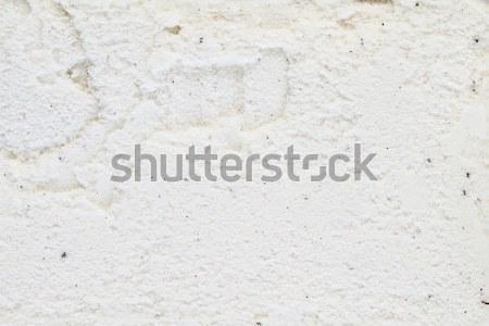 Background of delicious French Vanilla ice cream Stock photo © StephanieFrey
