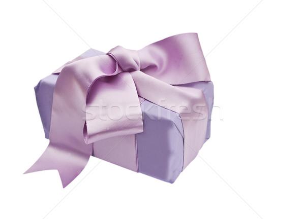 Gift box  Stock photo © StephanieFrey