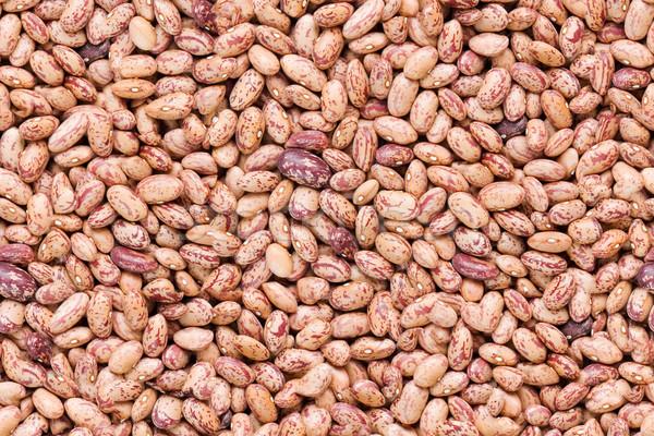 seamless texture of haricot beans Stock photo © stepstock