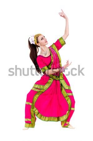 キャバレー 女性 レトロな ドレス 官能的な ストックフォト © stepstock