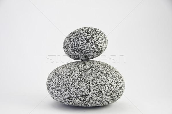 два Гранит пород различный размер Сток-фото © stockfrank