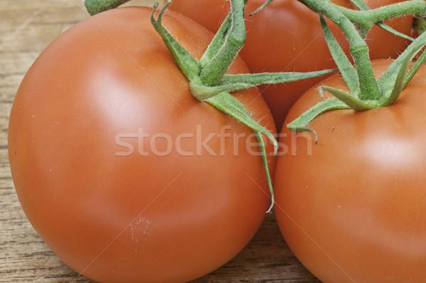 винограда макроса фото помидоров таблице Сток-фото © stockfrank