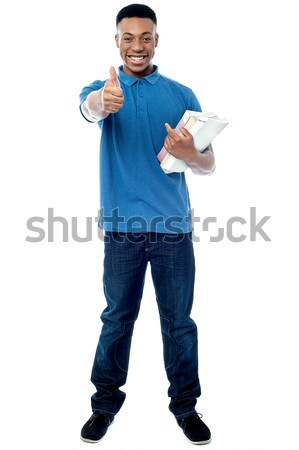 All the best for your exams! Stock photo © stockyimages