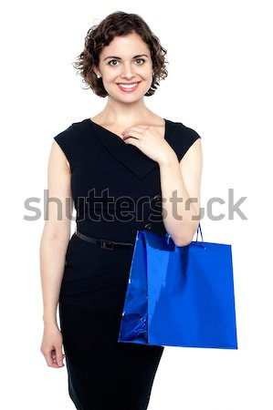 Its shopping time. Lets have some fun. Stock photo © stockyimages