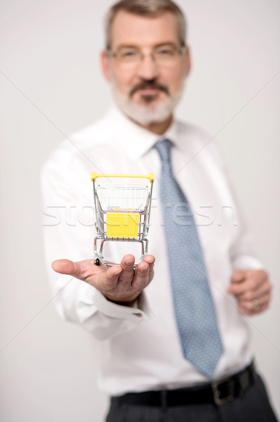 Take your business to e-commerce level. Stock photo © stockyimages