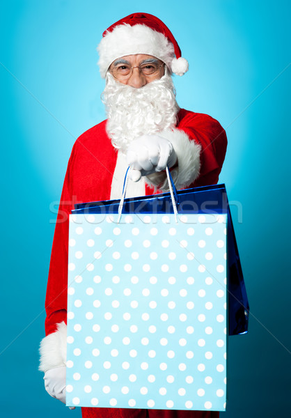 Here are your Xmas gifts Stock photo © stockyimages