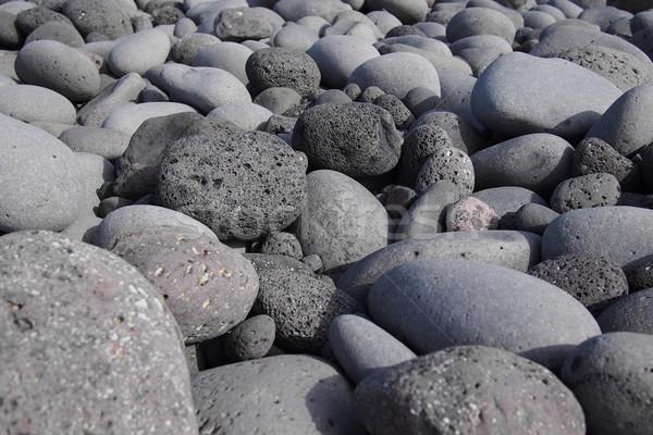 Sea stones background Stock photo © stockyimages