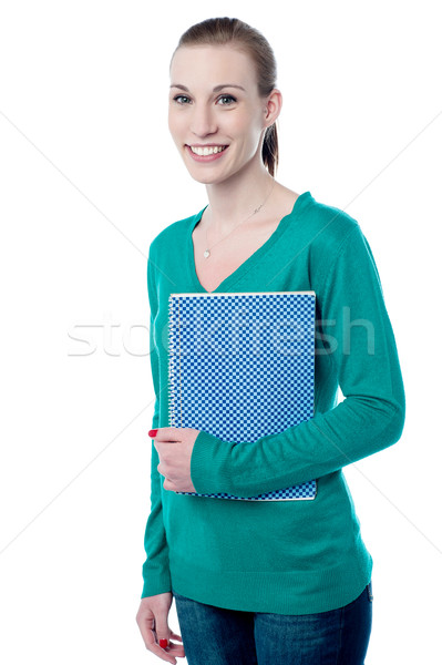 I am on my way to college.  Stock photo © stockyimages