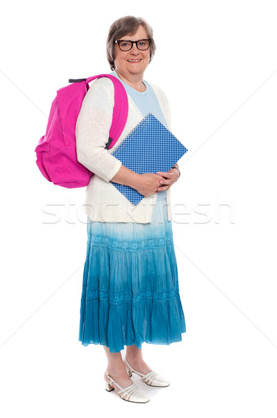 Its school time again Stock photo © stockyimages