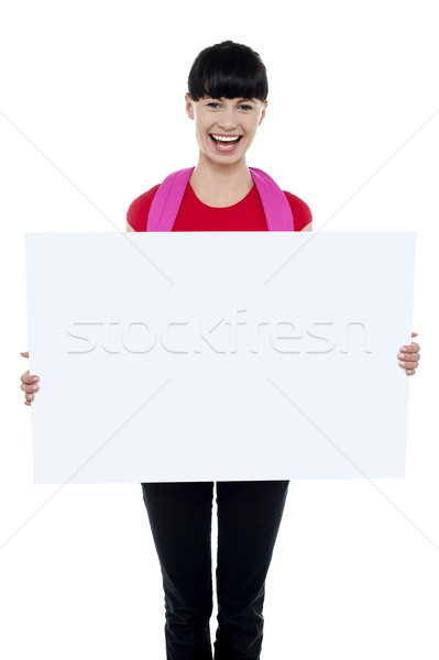 Post your ad here. Increase sales Stock photo © stockyimages